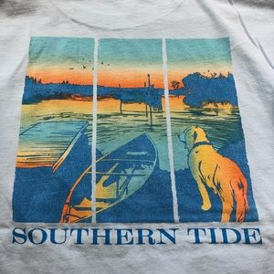 SOUTHERN TIDE GRAPHIC TEE
